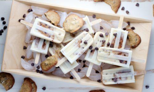 Lody z ciasteczkami – słodko, naturalnie i niebanalnie dla dużych i małych łasuchów